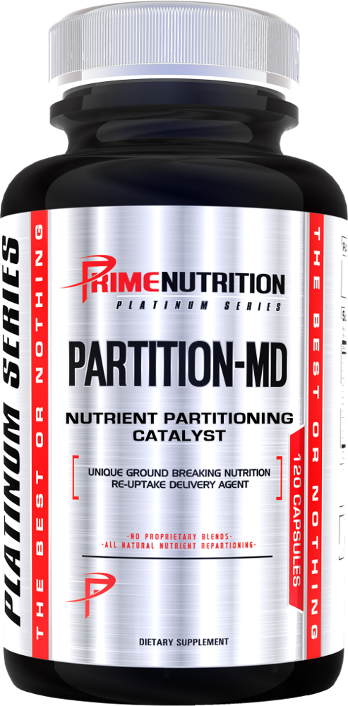 Prime Nutrition Partition-MD - 120 Capsules