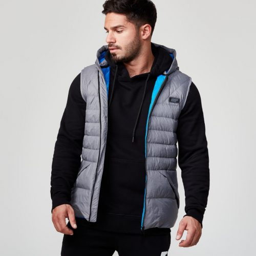 Pro Tech Heavyweight Gilet - Grey - M