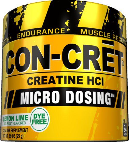 ProMera Con-Cret Powder - 24 Servings Lemon Lime