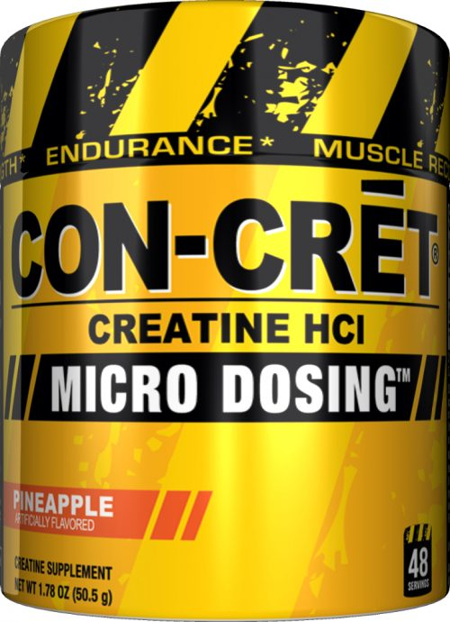 ProMera Con-Cret Powder - 48 Servings Pineapple