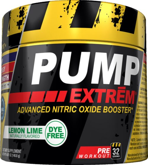 ProMera Pump Extrem - 32 Servings Lemon Lime