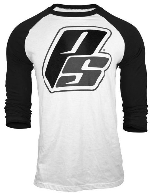 ProSupps Fitness Gear Baseball Tee - Black Large
