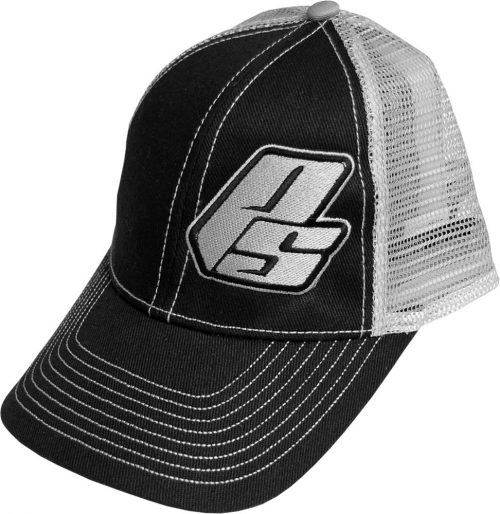 ProSupps Fitness Gear Contrast Stitch Trucker Hat - Black/Grey One Siz