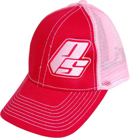 ProSupps Fitness Gear Contrast Stitch Trucker Hat - Pink/Red One Size