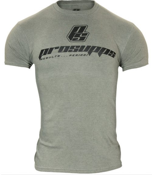 ProSupps Fitness Gear Military T-Shirt - Olive Green Large
