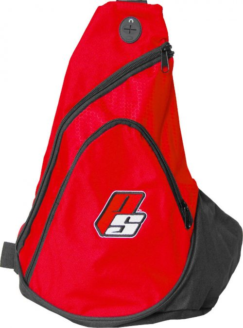 ProSupps Fitness Gear Sling Bag - Red/Black