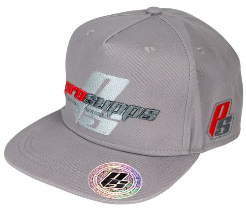 ProSupps Fitness Gear Snapback - One Size Grey