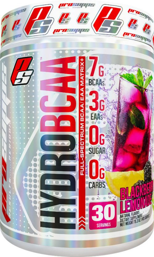 ProSupps HydroBCAA - 30 Servings Blackberry Lemonade
