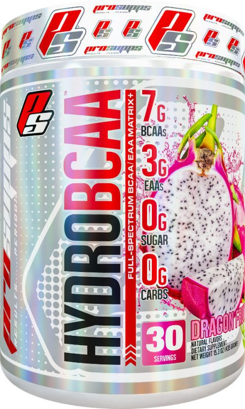 ProSupps HydroBCAA - 30 Servings Dragon Fruit