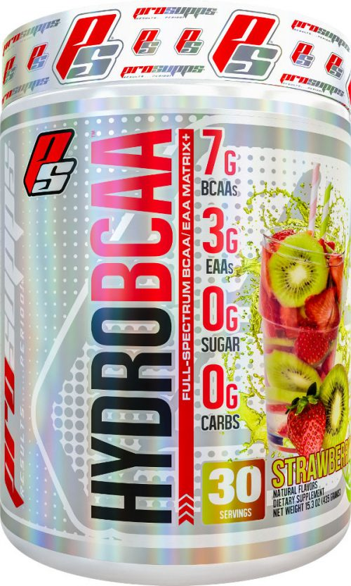 ProSupps HydroBCAA - 30 Servings Strawberry Kiwi