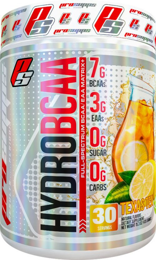 ProSupps HydroBCAA - 30 Servings Texas Tea