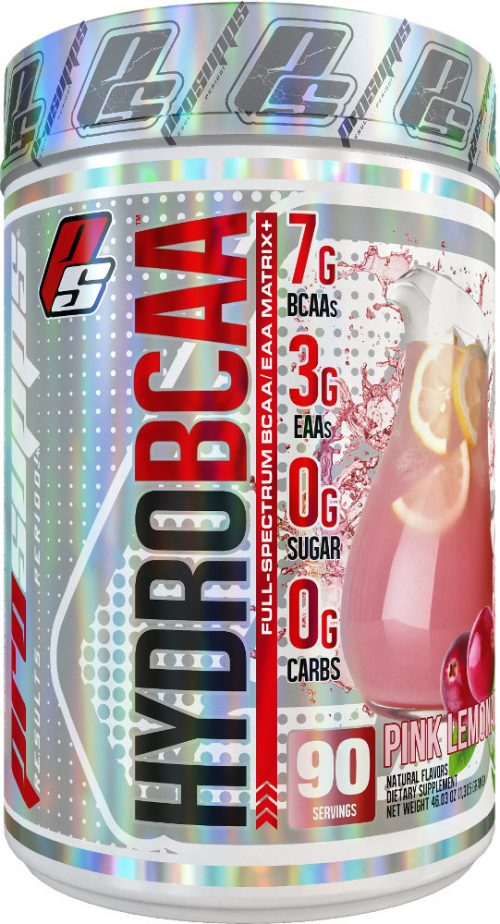 ProSupps HydroBCAA - 90 Servings Pink Lemonade