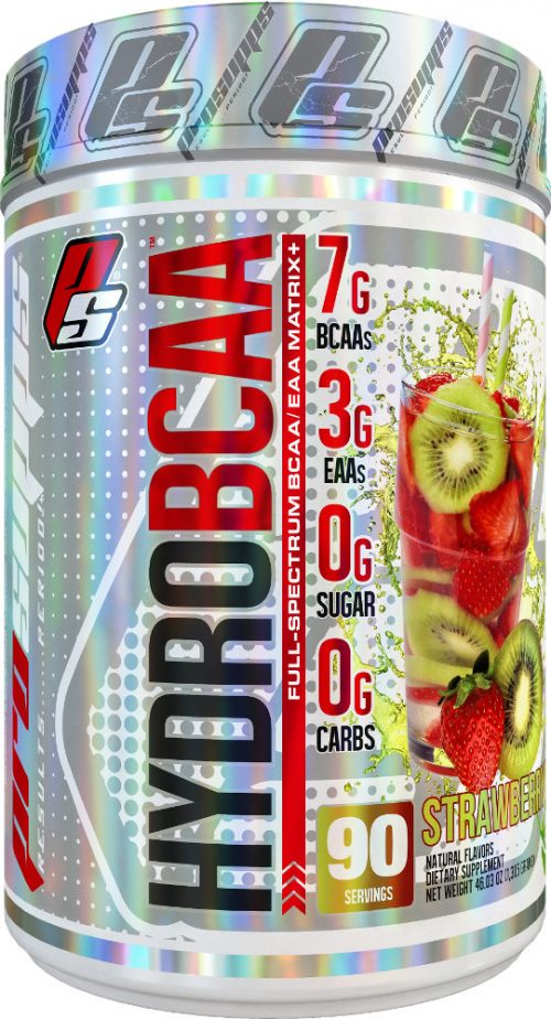 ProSupps HydroBCAA - 90 Servings Strawberry Kiwi