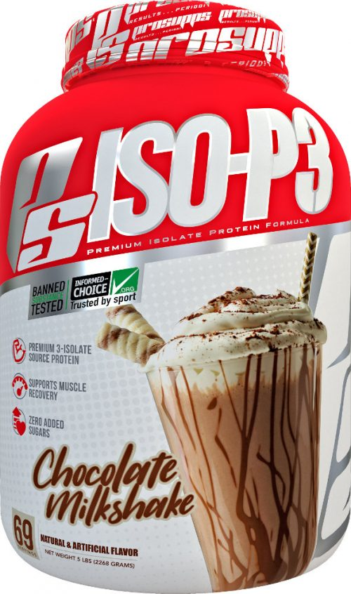 ProSupps Iso P3 - 5lbs Chocolate Milkshake