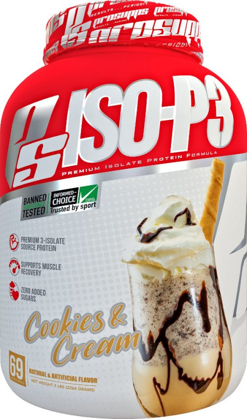 ProSupps Iso P3 - 5lbs Cookies n' Cream Milkshake