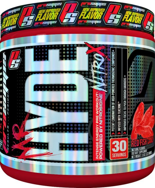 ProSupps Mr Hyde NitroX - 30 Servings Red Candy Fish