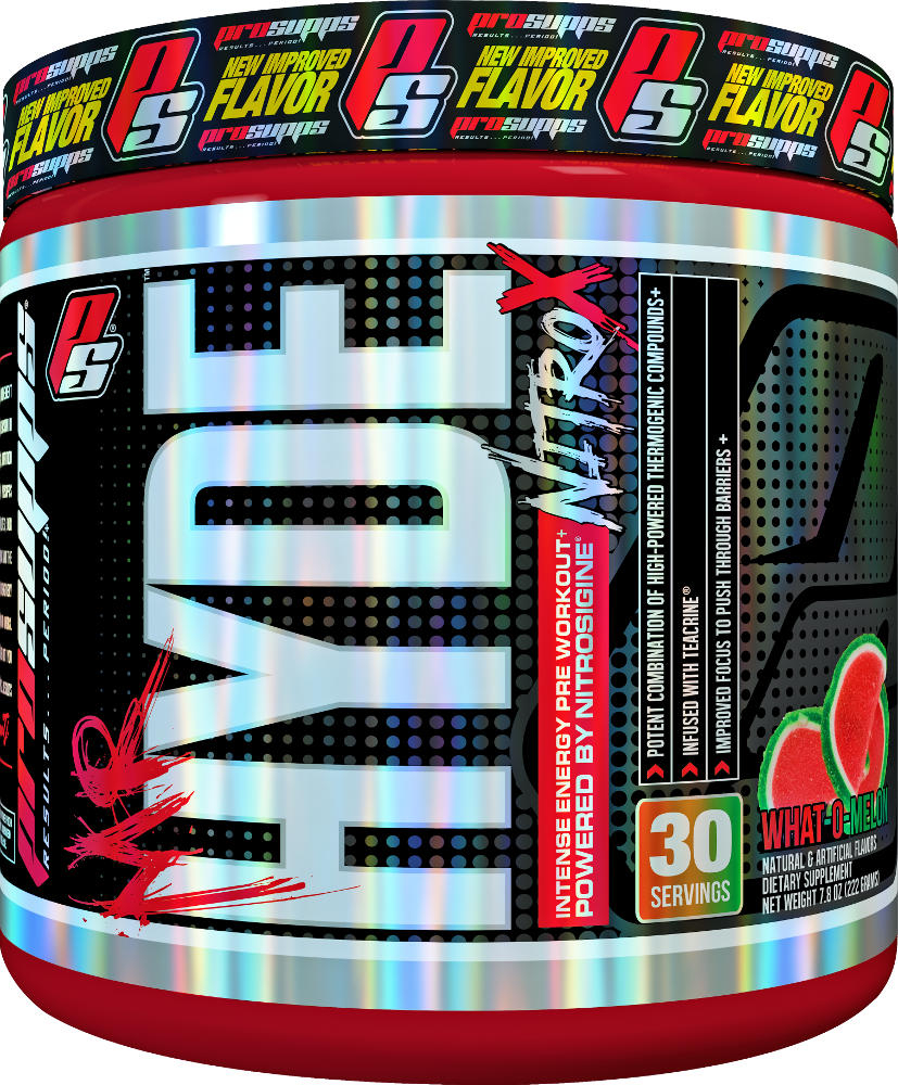 ProSupps Mr Hyde NitroX - 30 Servings What-O-Melon