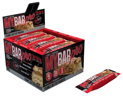 ProSupps MyBar Pro - Box of 12 Peanut Butter Paradise