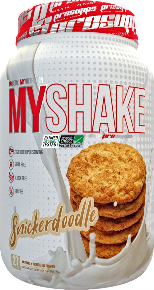 ProSupps MyShake - 2lbs Snickerdoodle