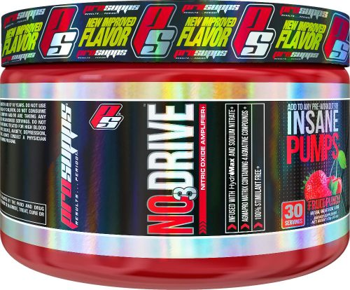 ProSupps NO3 Drive - 30 Servings Fruit Punch
