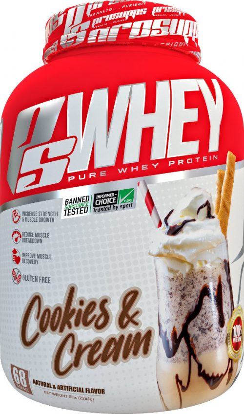 ProSupps PS Whey - 5lbs Cookies n' Cream Milkshake