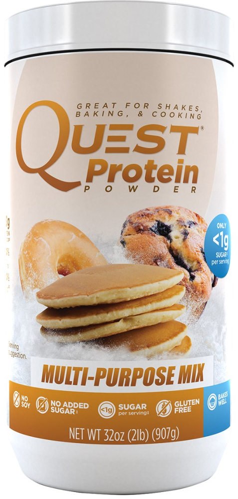 Quest Nutrition Quest Protein Powder - 2lb Multi-Purpose (Unflavored)