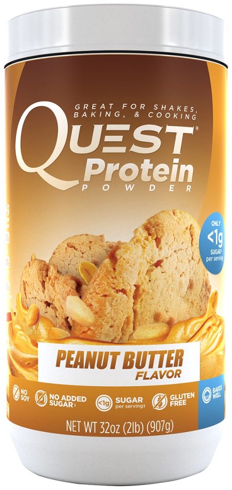 Quest Nutrition Quest Protein Powder - 2lb Peanut Butter
