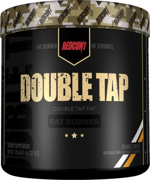 RedCon1 Double Tap Powder - 40 Servings Orange Crush