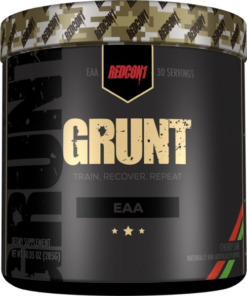 RedCon1 Grunt - 30 Servings Cherry Lime