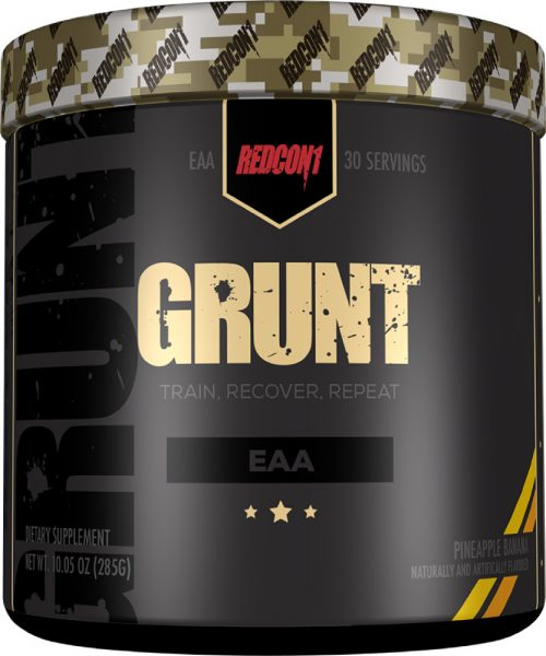 RedCon1 Grunt - 30 Servings Pineapple Banana