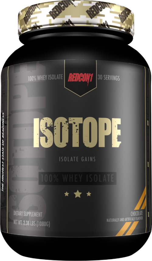 RedCon1 Isotope - 30 Servings Cake Batter