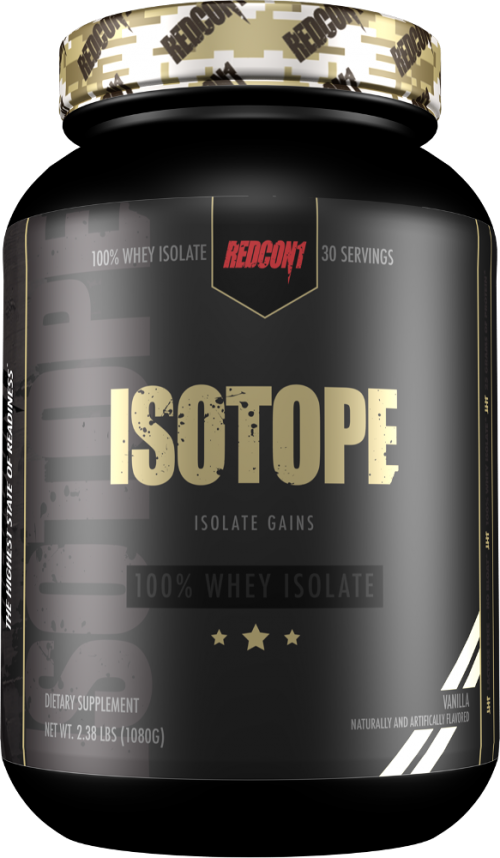 RedCon1 Isotope - 30 Servings Vanilla