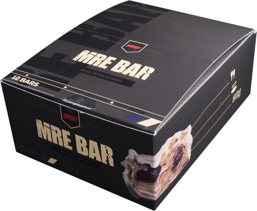RedCon1 MRE Bar - 12 Bars Blueberry Cobbler