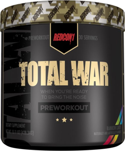 RedCon1 Total War - 30 Servings Rainbow Candy