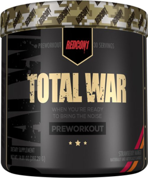RedCon1 Total War - 30 Servings Strawberry Mango