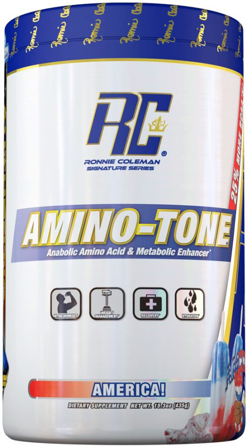 Ronnie Coleman Signature Series Amino-Tone - 30 Servings America