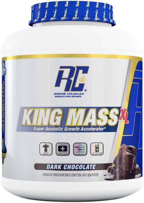 Ronnie Coleman Signature Series King Mass XL - 6lbs Dark Chocolate