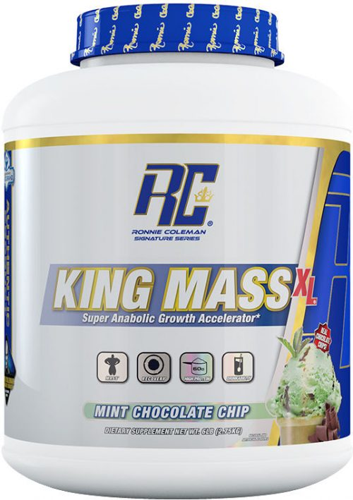 Ronnie Coleman Signature Series King Mass XL - 6lbs Mint Chocolate Chi