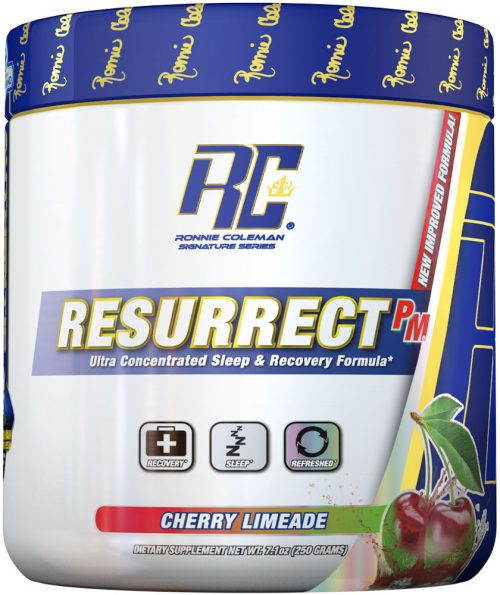 Ronnie Coleman Signature Series Resurrect-P.M. - 250g Cherry Limeade