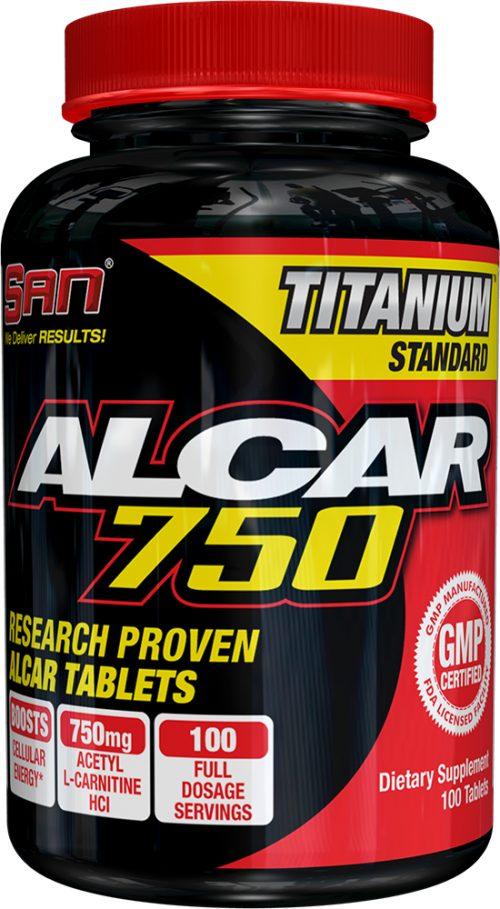 SAN ALCAR 750 - 100 Caplets