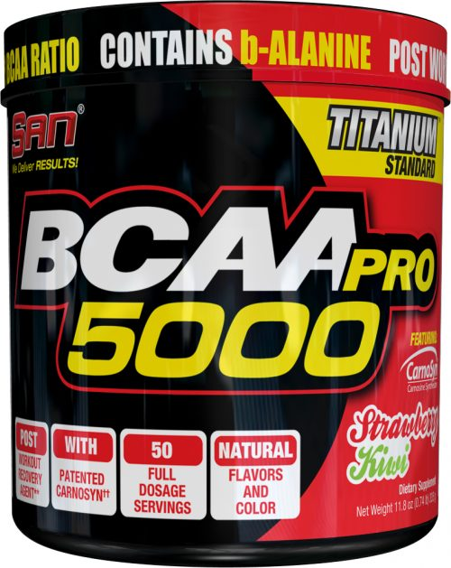 SAN BCAA-Pro 5000 - 50 Servings Fruit Punch