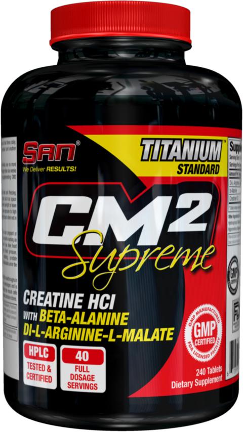 SAN CM2 Supreme - 240 Tablets
