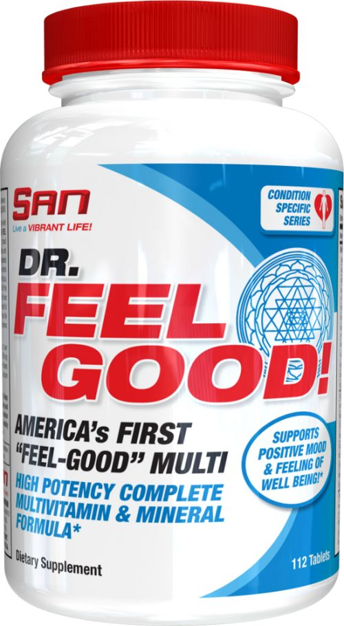 SAN Dr. Feel Good! - 112 Tablets