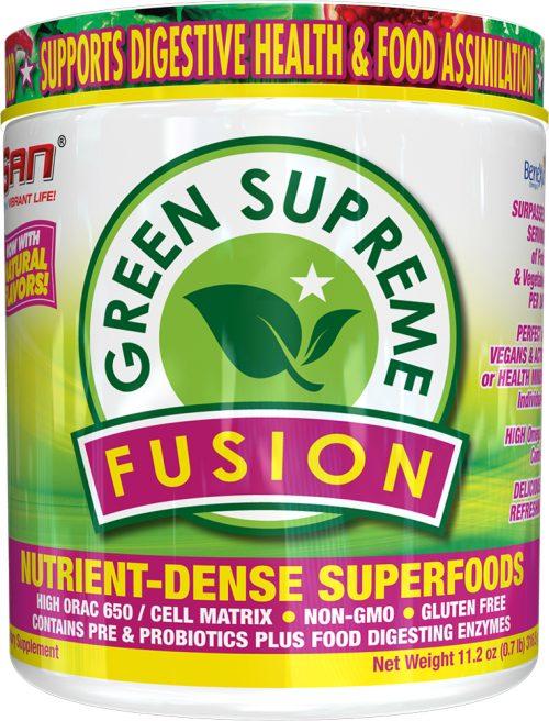 SAN Green Supreme Fusion - 30 Servings
