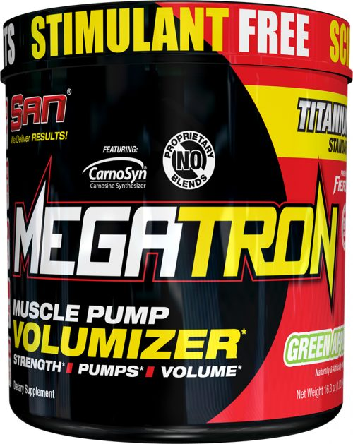 SAN Megatron - 30 Servings Green Apple