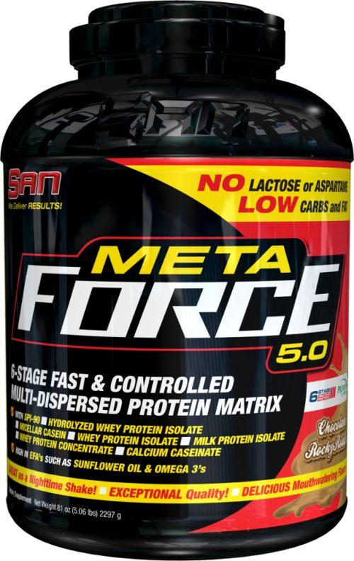 SAN Metaforce 5.0 - 4.91lbs Vanilla Almond