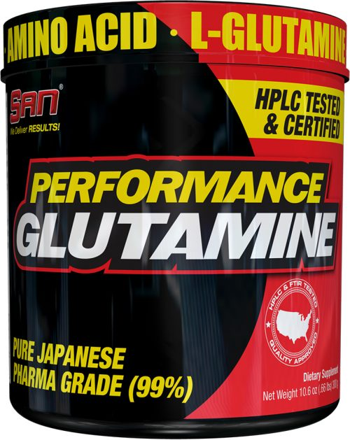 SAN Performance Glutamine - 300g