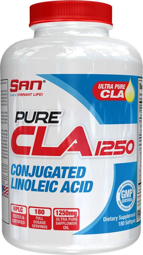 SAN Pure CLA 1250 - 180 Softgels