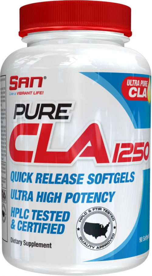 SAN Pure CLA 1250 - 90 Softgels