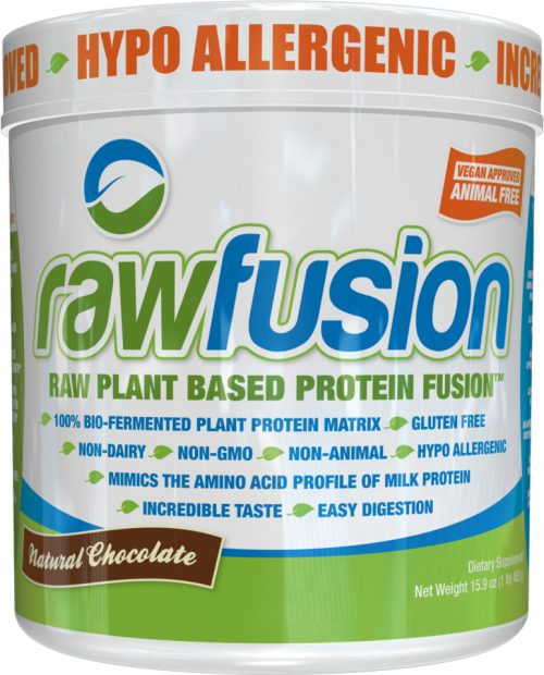 SAN Raw Fusion - 1lb Natural Chocolate